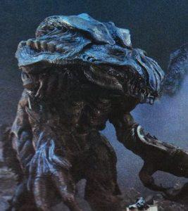 怪獣「オルガ」